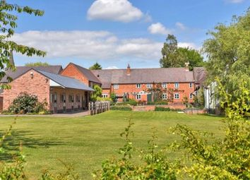 Thumbnail 6 bed detached house for sale in Orton-On-The-Hill, Atherstone, Leicestershire