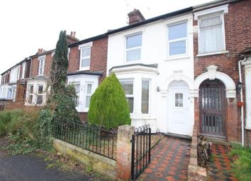 2 bed terraced house for sale in Cullingham Road, Ipswich IP1