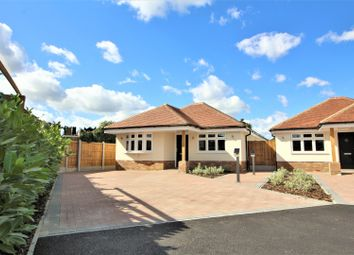 Thumbnail 3 bed detached bungalow for sale in Jersey Road, South Hornchurch