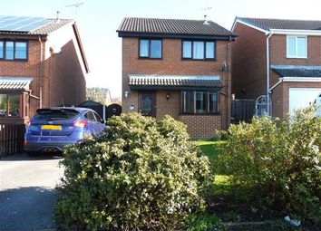 Thumbnail 3 bed detached house to rent in Wentworth Way, Dinnington, Sheffield