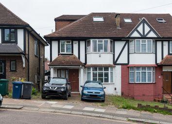 Thumbnail Semi-detached house for sale in Newark Way, Hendon, London