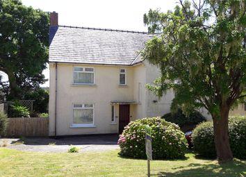 Thumbnail 3 bed detached house for sale in Buttermilk Close, Pembroke, Pembrokeshire