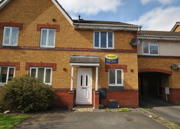 Thumbnail 2 bedroom terraced house for sale in Ragged Robins Close, St Georges, Telford, Shropshire