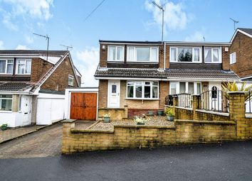 Thumbnail 3 bed semi-detached house for sale in Malham Place, Chapeltown, Sheffield