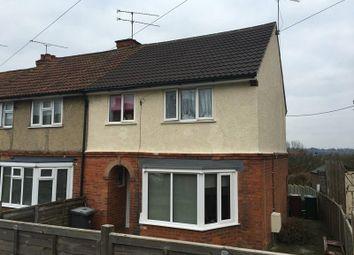 Thumbnail 3 bedroom property to rent in Romsey Road, Tilehurst, Reading