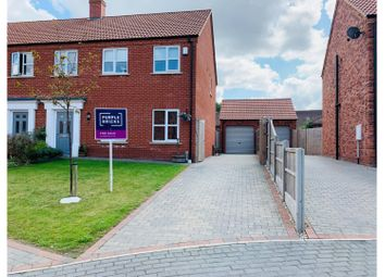 Thumbnail 4 bed semi-detached house for sale in Maple Walk, Laceby