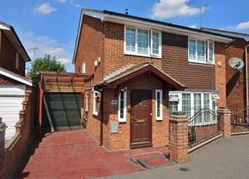 Thumbnail 4 bed detached house for sale in Central Avenue, Canvey Island