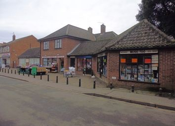 Thumbnail Retail premises for sale in Staithe Street, Wells-Next-The-Sea