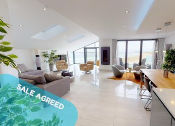 Thumbnail 4 bed flat for sale in Penthouse, Sandy Bay, Causeway Street, Portrush