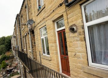 Thumbnail 2 bed terraced house for sale in Back Wakefield Road, Sowerby Bridge