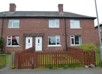 Thumbnail 2 bed terraced house to rent in Cross Road, Thornhill, Dewsbury