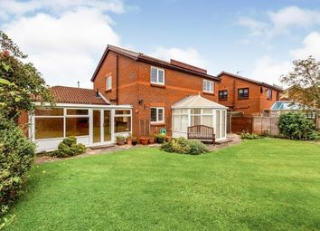 Thumbnail 4 bed detached house for sale in Grange Drive, Stokesley, Middlesbrough