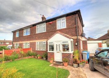 3 bed semi-detached house for sale in Leyburn Avenue, Urmston, Manchester M41