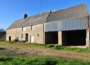 Thumbnail 3 bed detached house for sale in Lower Normandy, Orne, Tinchebray