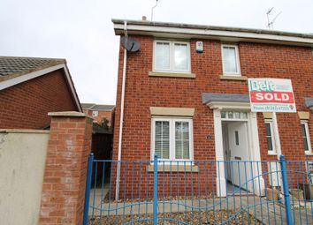 Thumbnail 3 bed terraced house to rent in St. Georges Croft, Bridlington