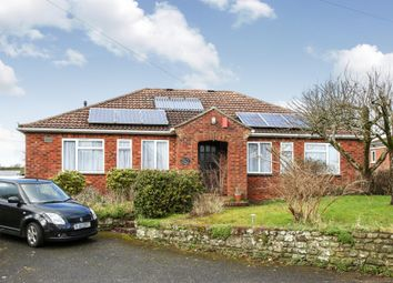 Thumbnail 3 bed detached bungalow for sale in Barton Hill, Shaftesbury