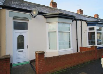 Thumbnail 2 bed cottage for sale in Marshall Street, Fulwell, Sunderland