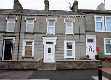 Thumbnail 3 bed terraced house for sale in Avenue Road, Lurgan
