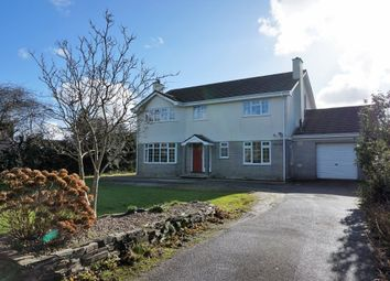 Thumbnail 6 bed detached house for sale in Chyvelah Road, Truro