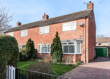 Thumbnail 3 bed semi-detached house for sale in Harewood Road, Ripon