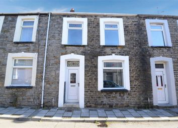 Thumbnail 3 bed terraced house for sale in John Street, Porth, Mid Glamorgan