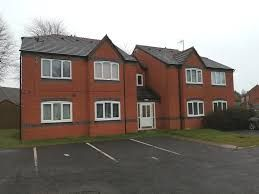 Thumbnail 1 bed flat to rent in St Michael's Mews, Tividale, Oldbury