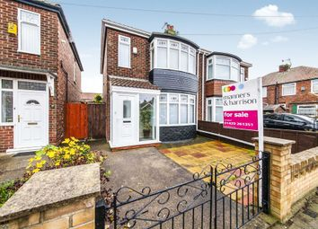 Thumbnail 3 bed semi-detached house for sale in Kyle Avenue, Hartlepool