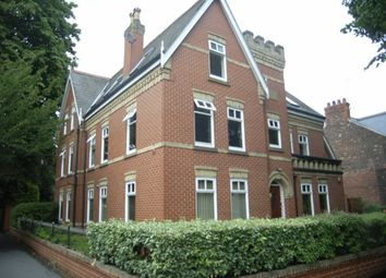 Thumbnail 2 bed flat for sale in Park Avenue, Princes Avenue, Hull