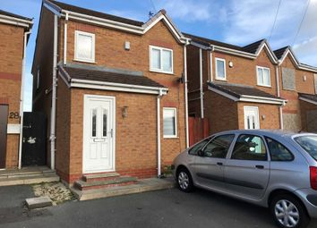Thumbnail 3 bed detached house to rent in Brook Hey Drive, Kirkby, Liverpool