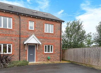 Thumbnail 4 bedroom end terrace house for sale in Botley, West Oxford City