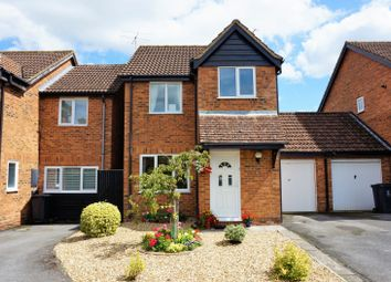Thumbnail 3 bed link-detached house for sale in Ransome Close, Swindon