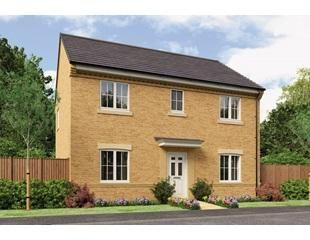 Thumbnail 4 bed detached house for sale in Laverock Hall Road, Blyth, Northumberland