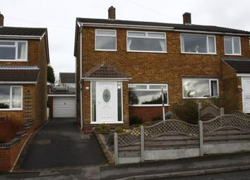 Thumbnail 3 bed property to rent in George Street, Church Gresley, Swadlincote, Derbyshire