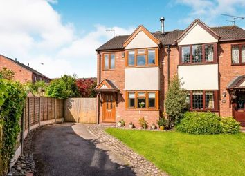 Thumbnail 3 bed semi-detached house for sale in Chetwynd Park, Rawnsley, Cannock, Staffordshire