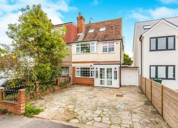 Thumbnail 5 bed semi-detached house for sale in Worcester Park, Surrey