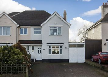 Thumbnail 3 bed semi-detached house for sale in Holly Lane, Great Wyrley, Walsall