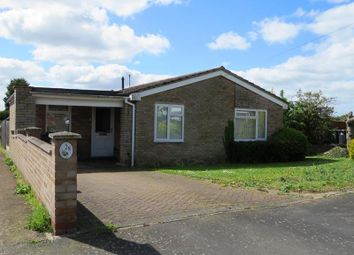 Thumbnail 3 bed detached bungalow for sale in Chapel Close, Needingworth, St. Ives, Huntingdon