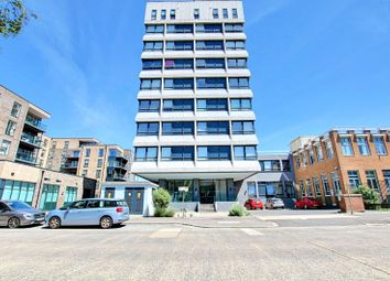 Thumbnail 1 bed flat for sale in Skyline Apartments, 1 The Causeway, Worthing, West Sussex