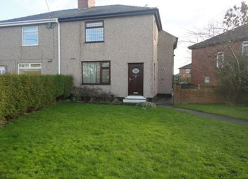 Thumbnail 3 bed property to rent in Grange Crescent, Coxhoe, Durham