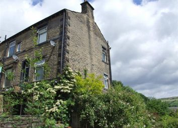 Thumbnail 2 bed end terrace house for sale in Victoria Square, Back Lane, Ripponden, Sowerby Bridge