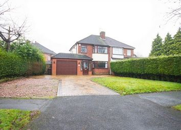 Thumbnail 3 bedroom semi-detached house for sale in Park Lane, Fallings Park, Wolverhampton, West Midlands