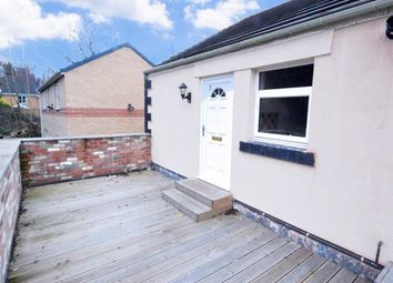 Thumbnail 1 bed flat to rent in Sheffield Road, Chesterfield