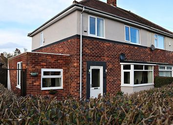 Thumbnail 3 bed semi-detached house for sale in Laneside Road, Stockton On Tees