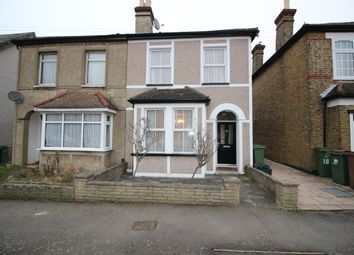 Thumbnail 3 bed semi-detached house to rent in Hampton Road, Worcester Park