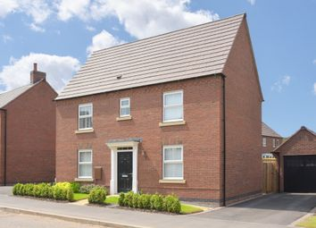 "Thumbnail 3 bed detached house for sale in ""Hadley"" at Allendale Road, Loughborough"