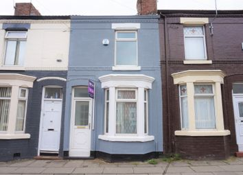 Thumbnail 2 bed terraced house for sale in Holbeck Street, Liverpool