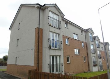 Thumbnail 2 bed flat for sale in Mossywood Court, Clarkston, Airdrie
