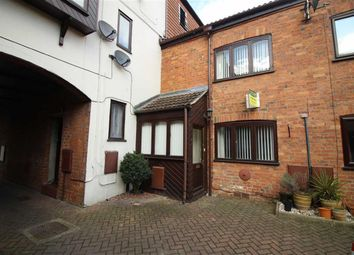 Thumbnail 2 bed terraced house for sale in Maltings Court, Market Rasen