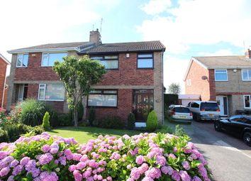 Thumbnail 3 bed semi-detached house for sale in Newsam Road, Kilnhurst