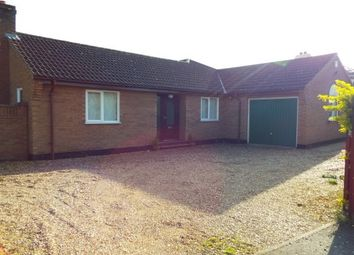 Thumbnail 3 bedroom bungalow to rent in Browick Road, Wymondham